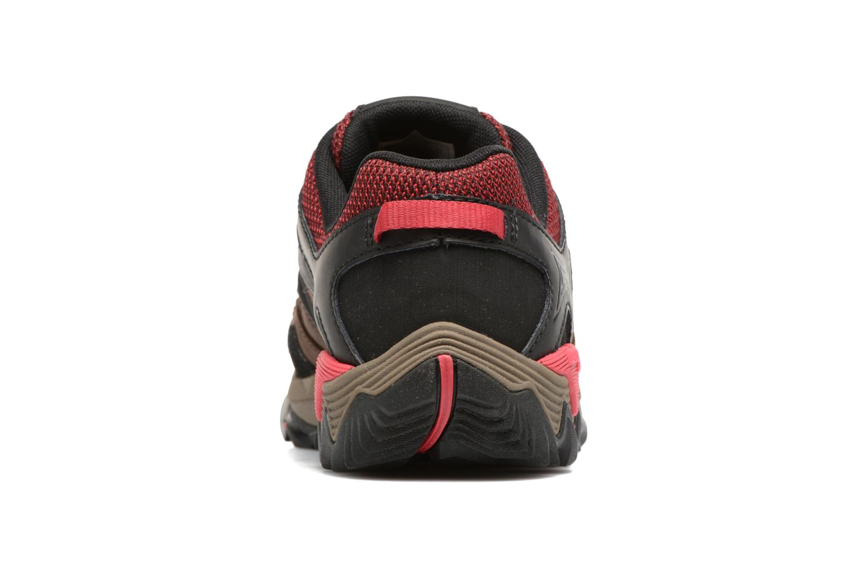 Chaussures de sport Merrell All Out Blaze 2 Marron vue droite