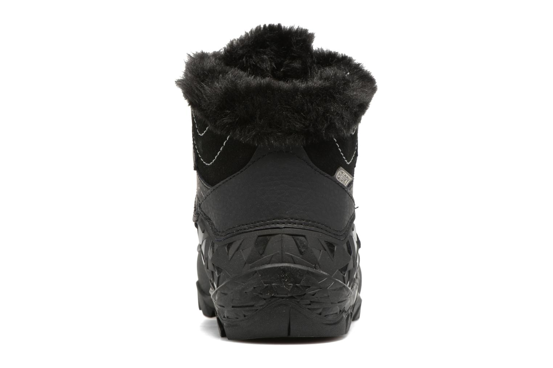 Chaussures de sport Merrell Aurora 6 Ice+ Wtpf Noir vue droite