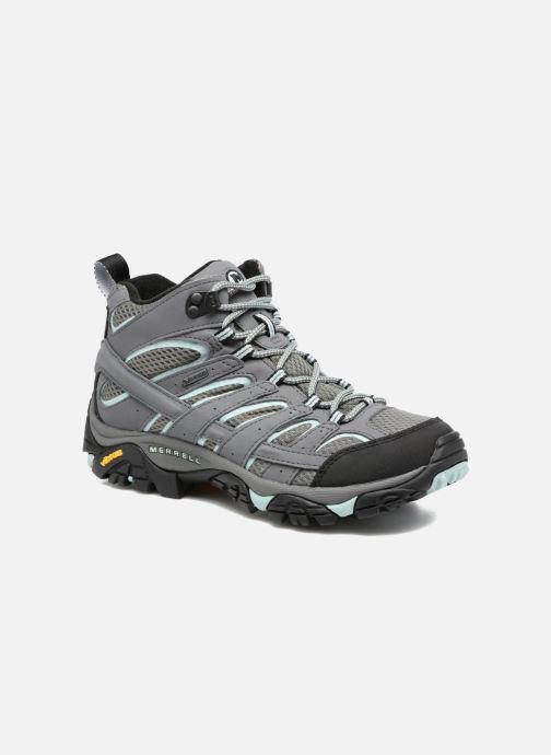 c257857575e86 Merrell Moab 2 Mid Gtx (Grey) - Sport shoes chez Sarenza (303090)