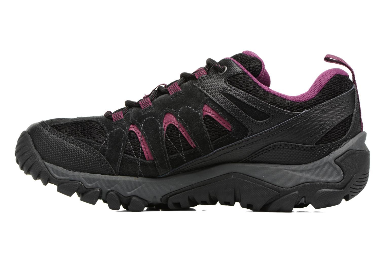 Chaussures de sport Merrell Outmost Vent Gtx Noir vue face
