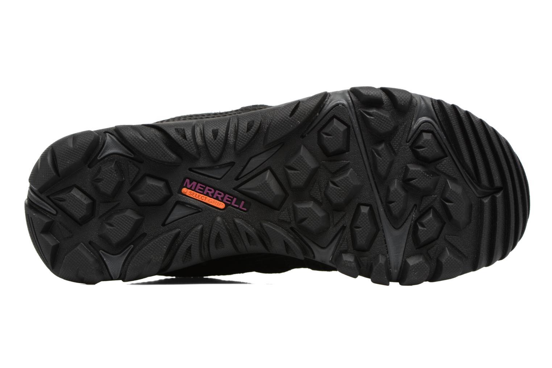 Chaussures de sport Merrell Outmost Vent Gtx Noir vue haut