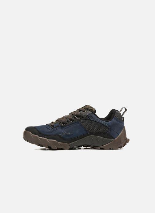 Chaussures de sport Merrell Annex Trak Low Bleu vue face