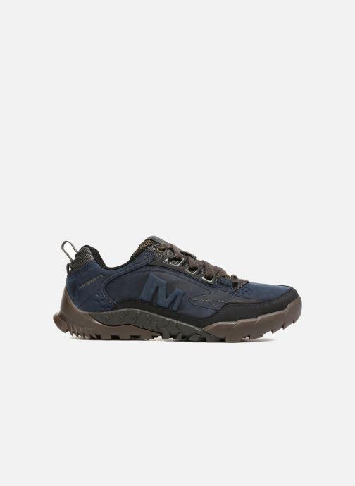 Chaussures de sport Merrell Annex Trak Low Bleu vue derrière