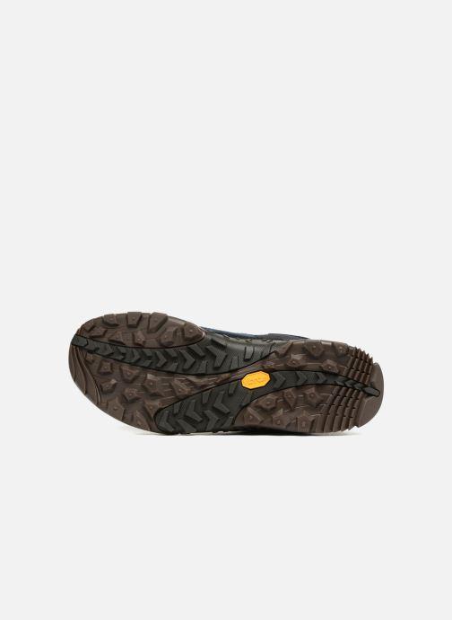 Chaussures de sport Merrell Annex Trak Low Bleu vue haut