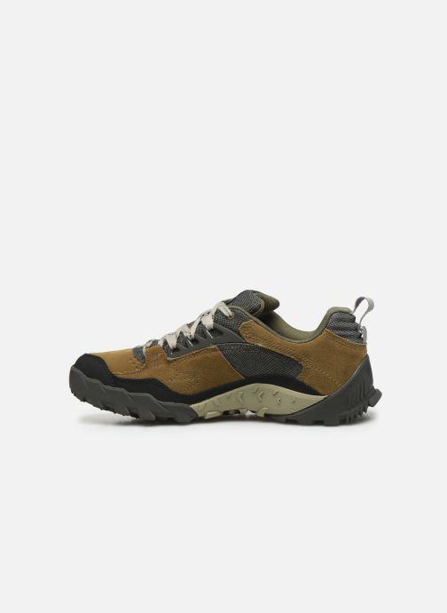 Chaussures de sport Merrell Annex Trak Low Marron vue face
