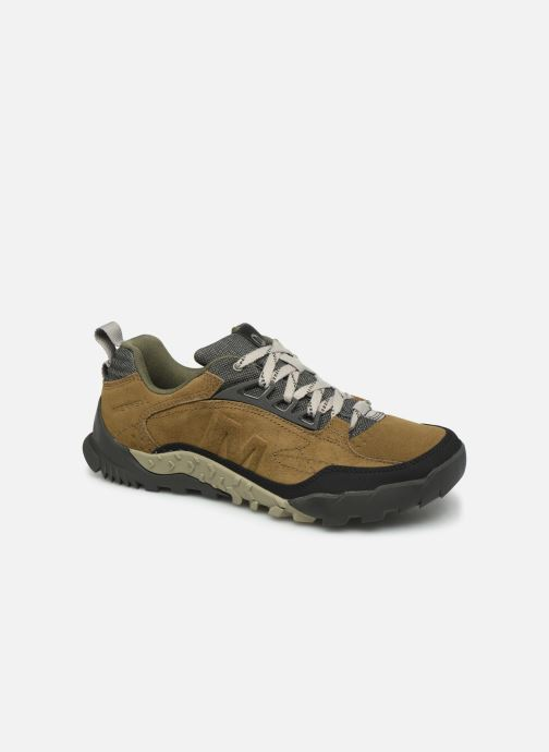 Sport shoes Merrell Annex Trak Low Brown detailed view/ Pair view