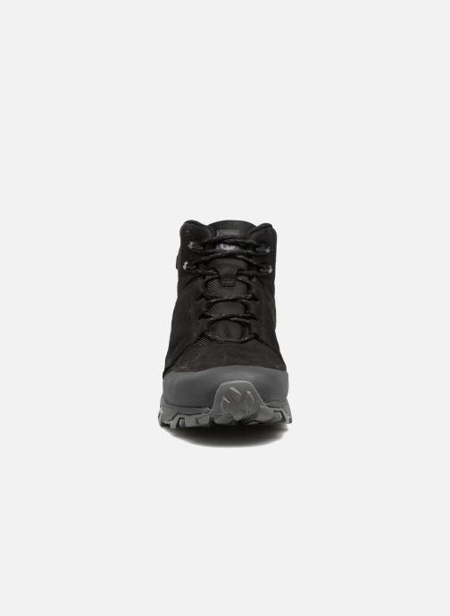 Chaussures de sport Merrell Coldpack Ice Mid Wtpf Noir vue portées chaussures