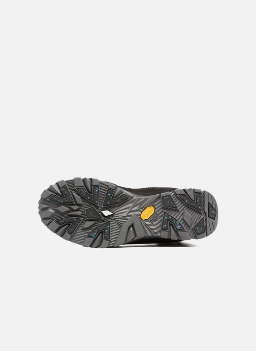 Chaussures de sport Merrell Coldpack Ice Mid Wtpf Noir vue haut