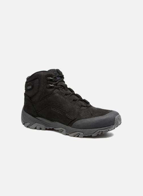 Chaussures de sport Merrell Coldpack Ice Mid Wtpf Noir vue détail/paire