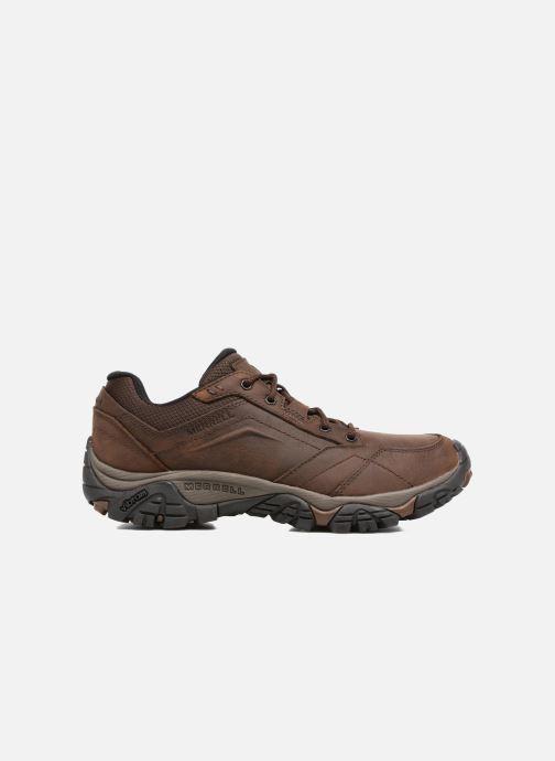 Chaussures de sport Merrell Moab Venture Lace Marron vue derrière