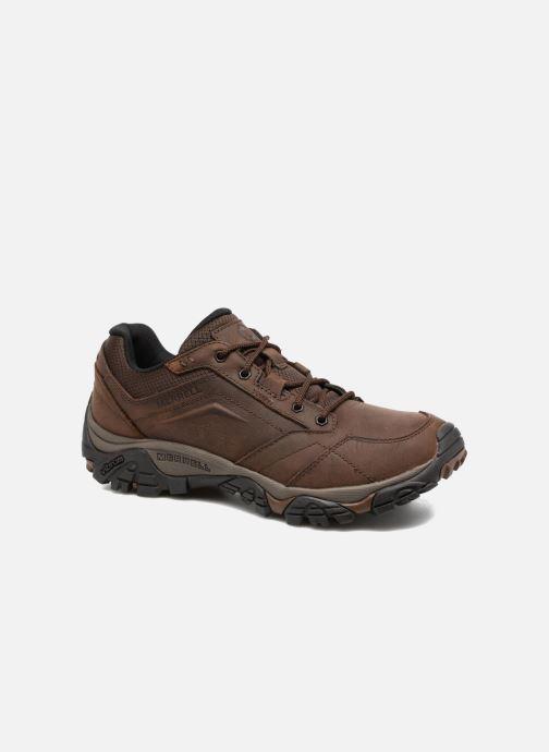 Chaussures de sport Merrell Moab Venture Lace Marron vue détail/paire