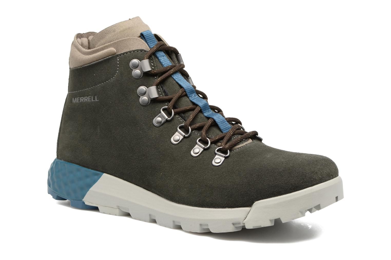 Scarpe sportive Merrell Wilderness Ac+ Verde vedi dettaglio/paio