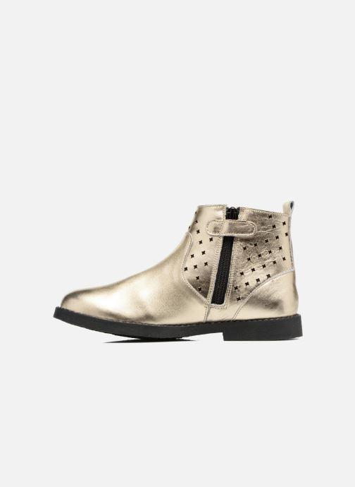 Bottines et boots Mellow Yellow Mncharlyn Or et bronze vue face