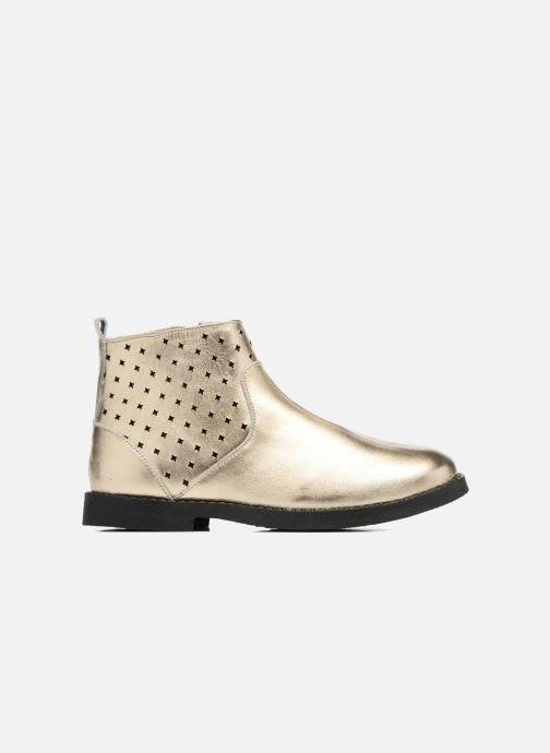 Bottines et boots Mellow Yellow Mncharlyn Or et bronze vue derrière