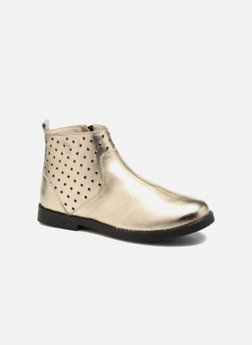 Bottines et boots Mellow Yellow Mncharlyn Or et bronze vue détail/paire