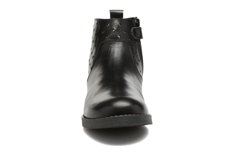 Bottines et boots Mellow Yellow Mncharlyn Noir vue portées chaussures