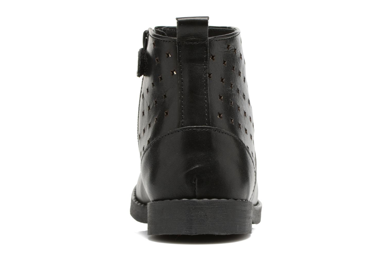 Bottines et boots Mellow Yellow Mncharlyn Noir vue droite