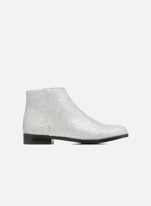 Boots Mellow Yellow Mncaglitter Silver bild från baksidan