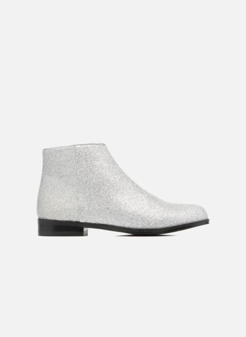 Ankle boots Mellow Yellow Mncaglitter Silver back view