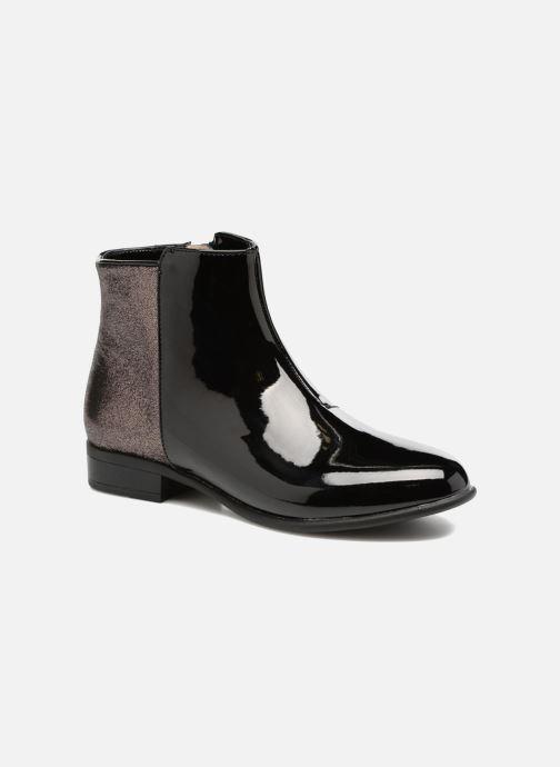 Bottines et boots Mellow Yellow Mncaloune Noir vue détail/paire