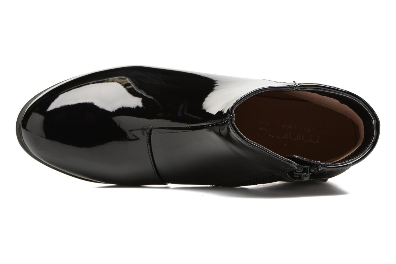 Bottines et boots Mellow Yellow Mncaloune Noir vue gauche