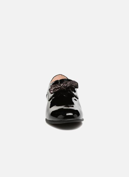 Chaussures à lacets Mellow Yellow Mncalouni Noir vue portées chaussures