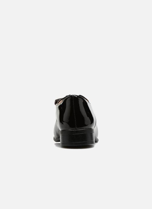 Chaussures à lacets Mellow Yellow Mncalouni Noir vue droite