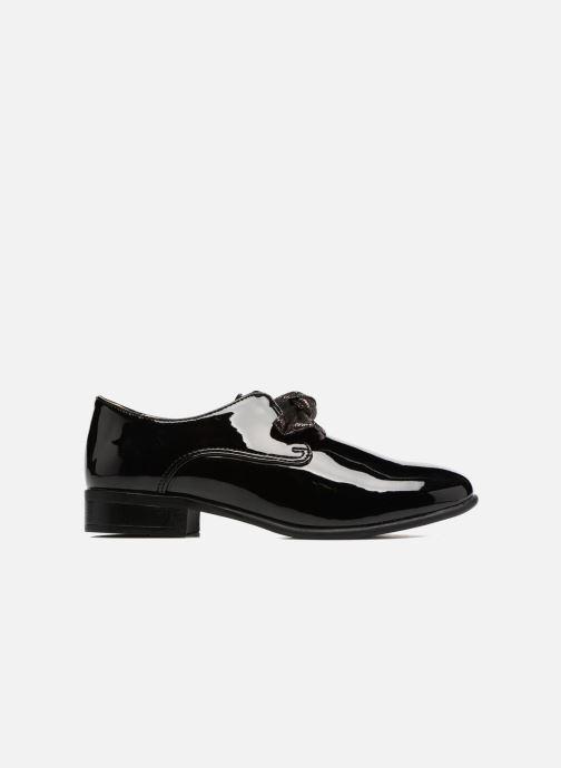 Chaussures à lacets Mellow Yellow Mncalouni Noir vue derrière