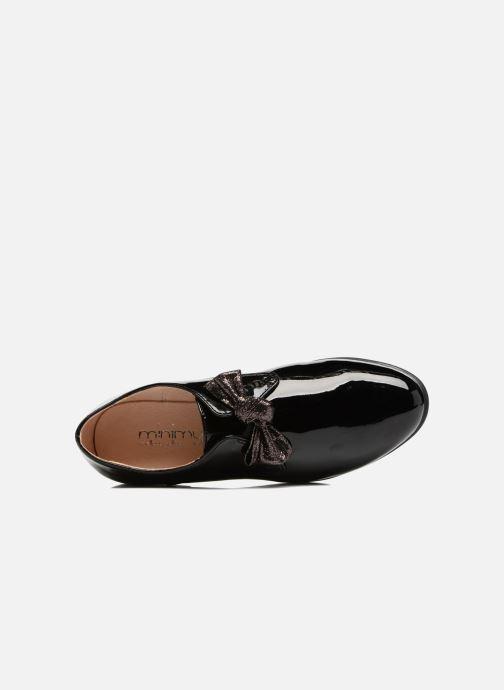 Chaussures à lacets Mellow Yellow Mncalouni Noir vue gauche