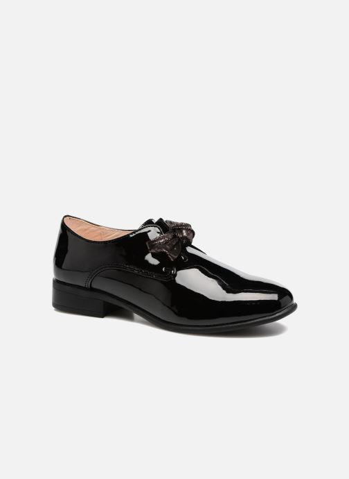 Chaussures à lacets Mellow Yellow Mncalouni Noir vue détail/paire