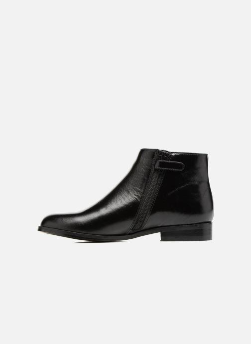 Bottines et boots Mellow Yellow Mnceano Noir vue face
