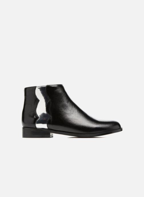 Bottines et boots Mellow Yellow Mnceano Noir vue derrière