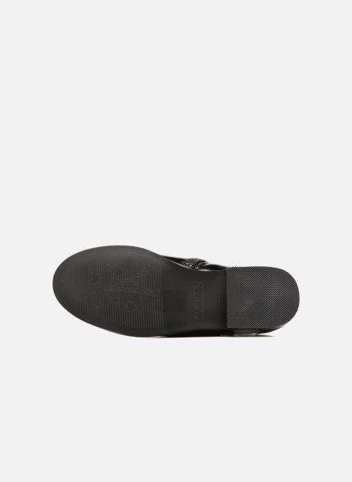 Bottines et boots Mellow Yellow Mnceano Noir vue haut
