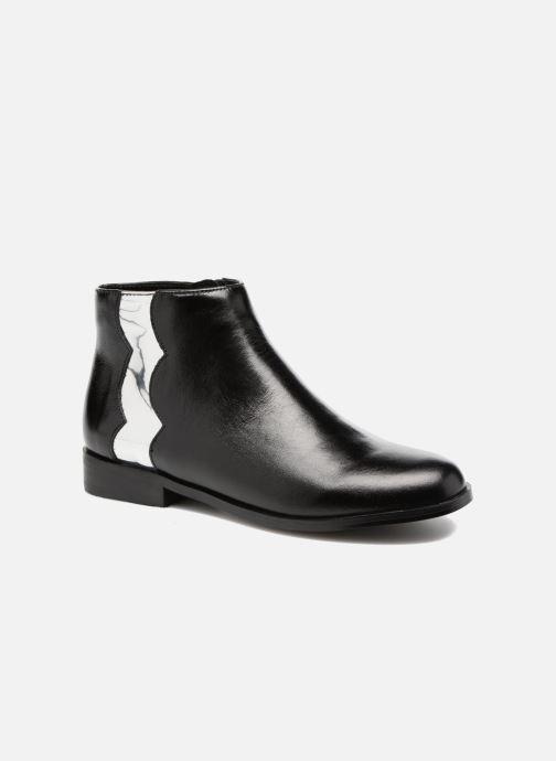 Bottines et boots Mellow Yellow Mnceano Noir vue détail/paire