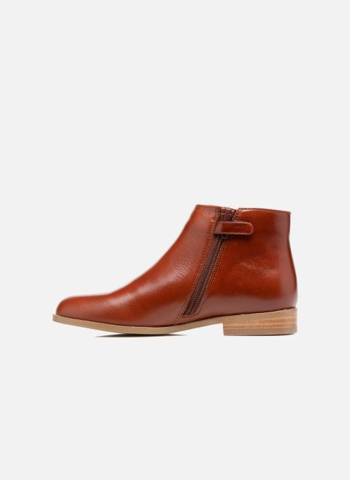 Bottines et boots Mellow Yellow Mnceano Marron vue face