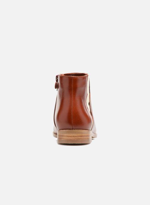 Bottines et boots Mellow Yellow Mnceano Marron vue droite