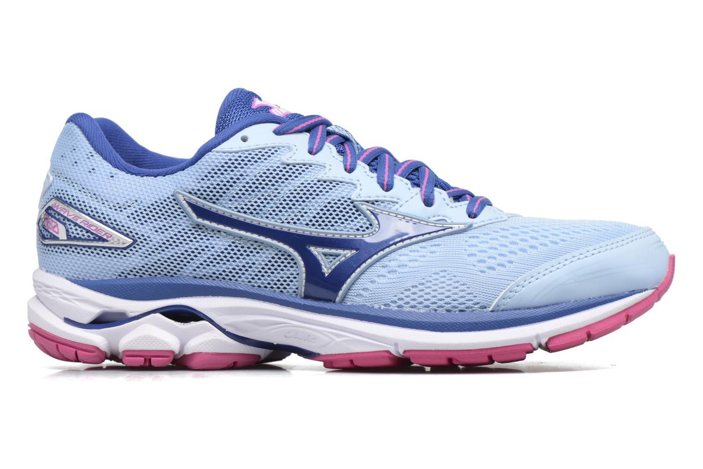 Chaussures de sport Mizuno WAVE RIDER 20 (W) Bleu vue derrière