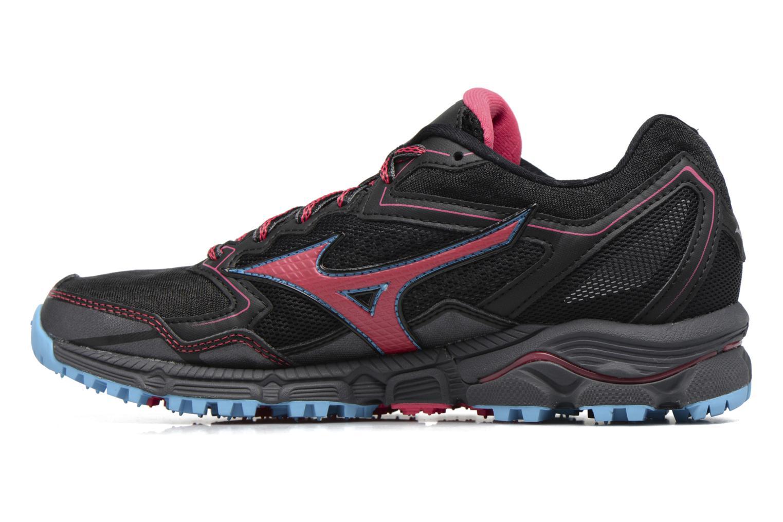Chaussures de sport Mizuno WAVE DAICHI 2 (W) Noir vue face