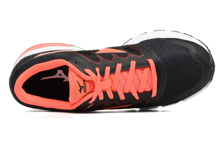 Chaussures de sport Mizuno MIZUNO SYNCHRO MD 2 (W) Noir vue gauche