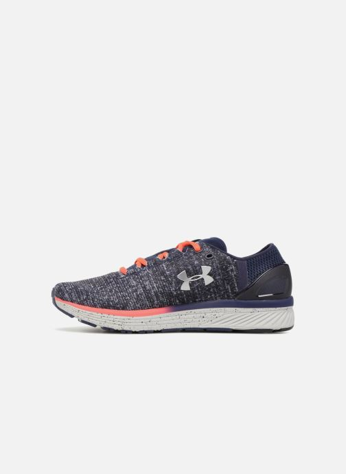 Chaussures de sport Under Armour Charged Bandit 3 Bleu vue face