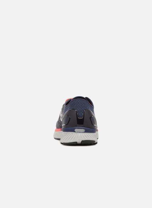 Chaussures de sport Under Armour Charged Bandit 3 Bleu vue droite