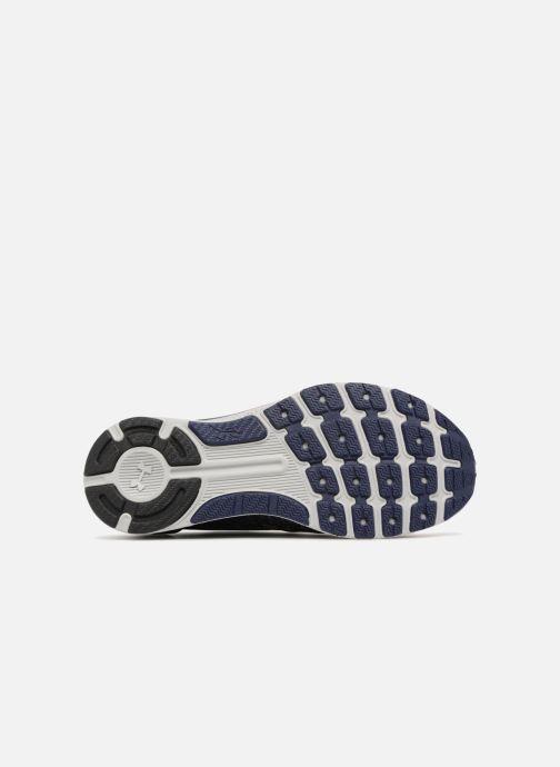 Chaussures de sport Under Armour Charged Bandit 3 Bleu vue haut