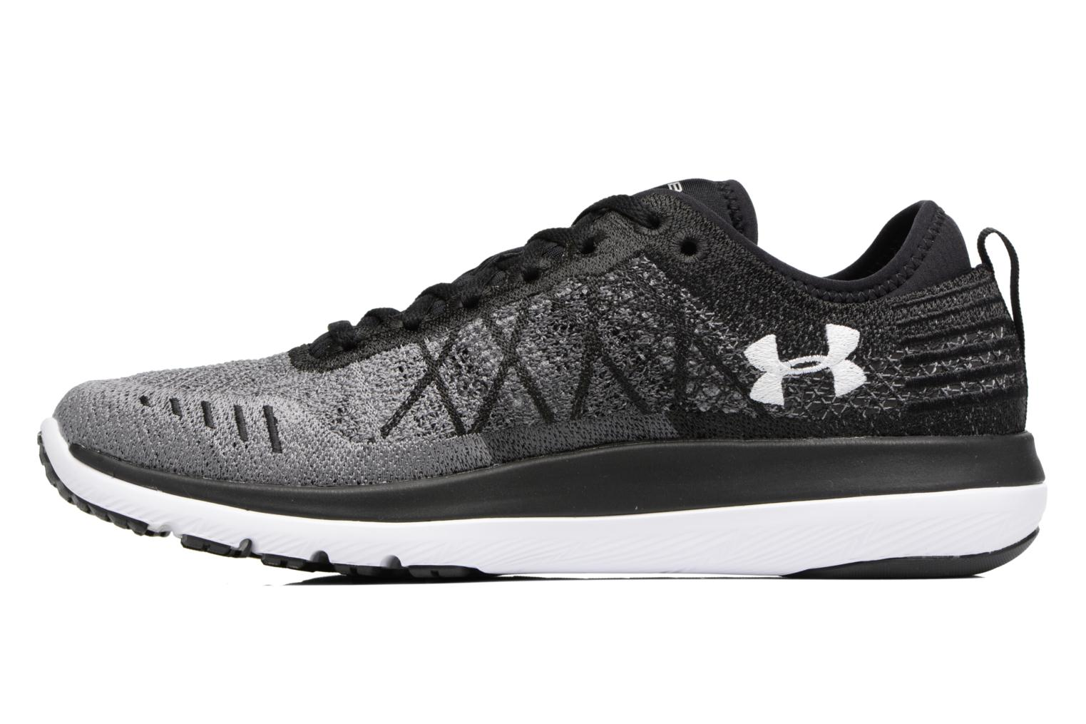 Sportschoenen Under Armour Charged Bandit 3 Grijs voorkant