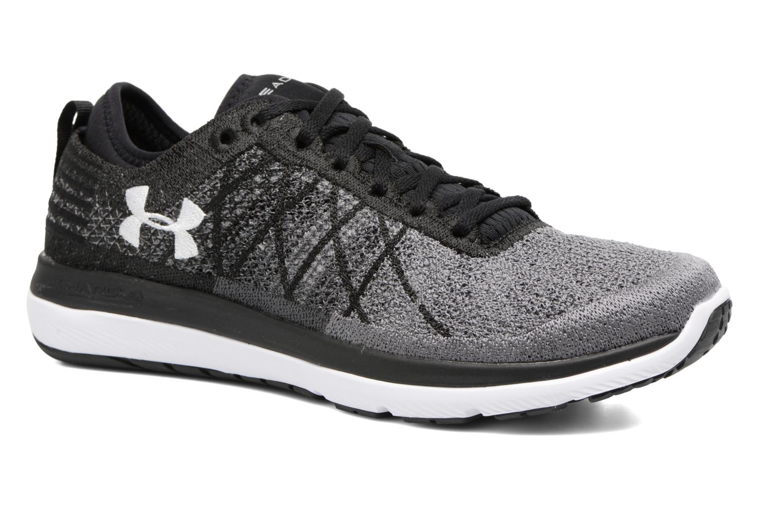 Sportschoenen Under Armour Charged Bandit 3 Grijs detail