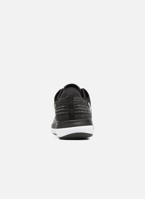 Chaussures de sport Under Armour Threadborne Fortis Gris vue droite