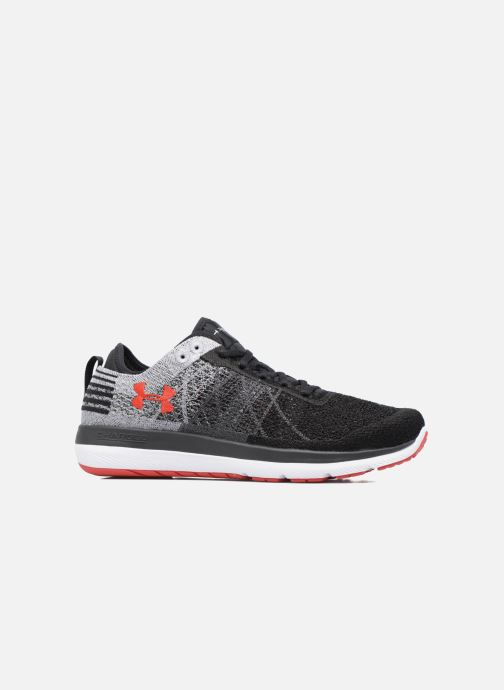 Sport shoes Under Armour Threadborne Fortis Grey back view