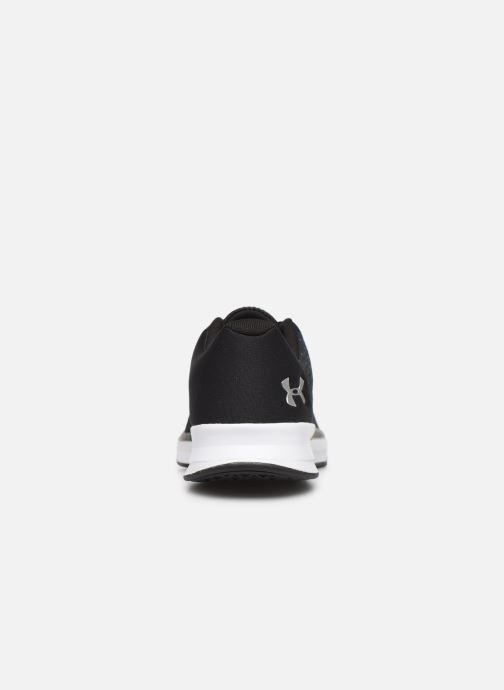 Chaussures de sport Under Armour Showstopper Noir vue droite