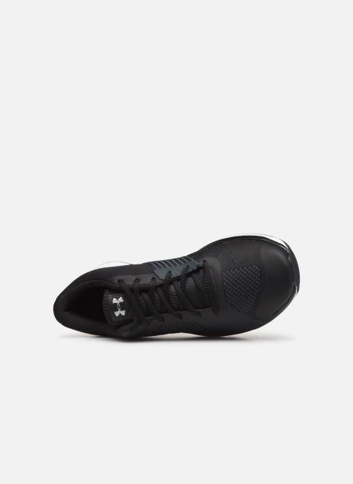 Chaussures de sport Under Armour Showstopper Noir vue gauche