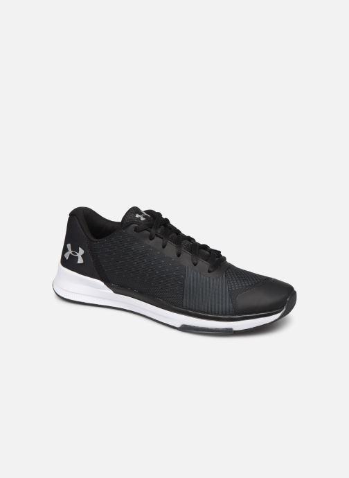 Chaussures de sport Under Armour Showstopper Noir vue détail/paire