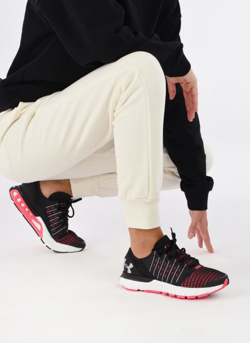 Chaussures de sport Under Armour W Speedform Europa Noir vue bas / vue portée sac
